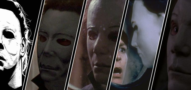 Michael Myers Mishap - The Ever-Changing Halloween H20 Mask