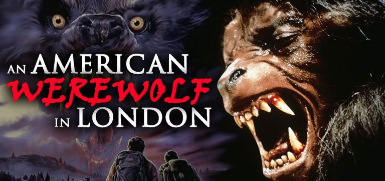 Horror Land Presents - The Tragic Horror of AN AMERICAN WEREWOLF IN LONDON - Horror Video