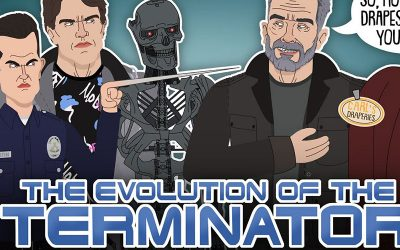 The Evolution Of The Terminator (Animated)