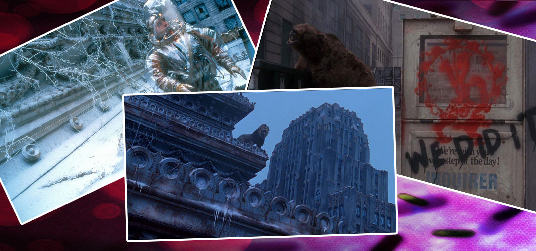 12 Monkeys (1995) - Fictional Horror Pandemics from Films and Books