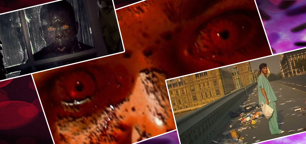 28 Days Later (2002) - Fictional Horror Pandemics from Films and Books