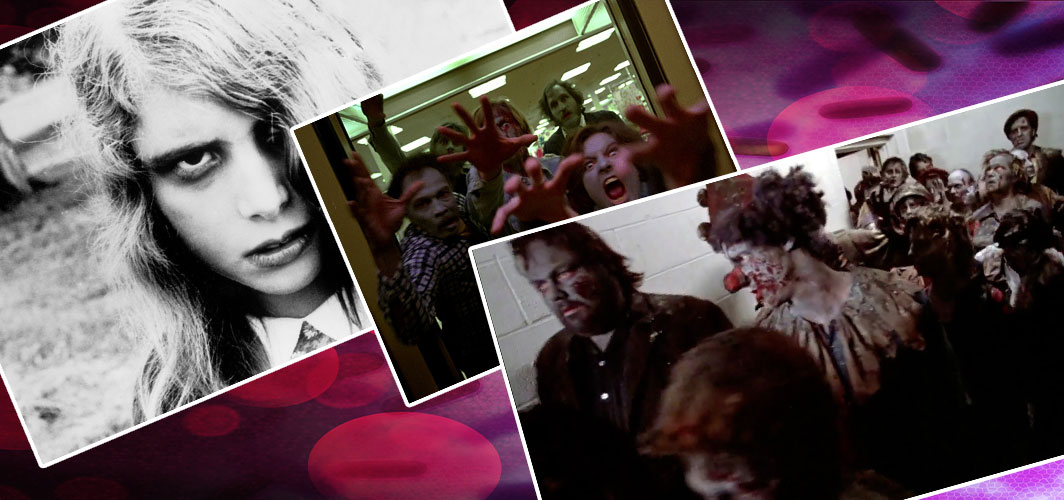 Night of the Living Dead (1968) - Fictional Horror Pandemics from Films and Books