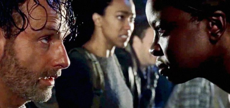 Will Michonne join Rick Grimes in 'The Walking Dead' Movie? - Horror News