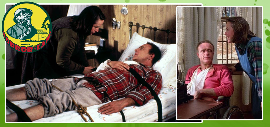Misery (1990) - 10 Horror Films that Did Social Isolation Right – Horror Land