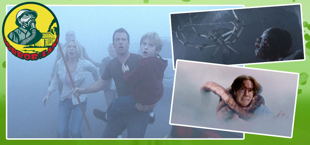 The Mist (2007) - 10 Horror Films that Did Social Isolation Right – Horror Land