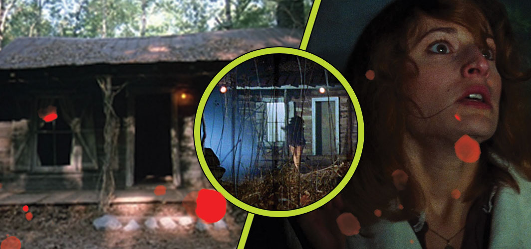 Evil Dead (1981) – The Woods - 13 Places People Shouldn't Have Explored in Horror - Horror Land
