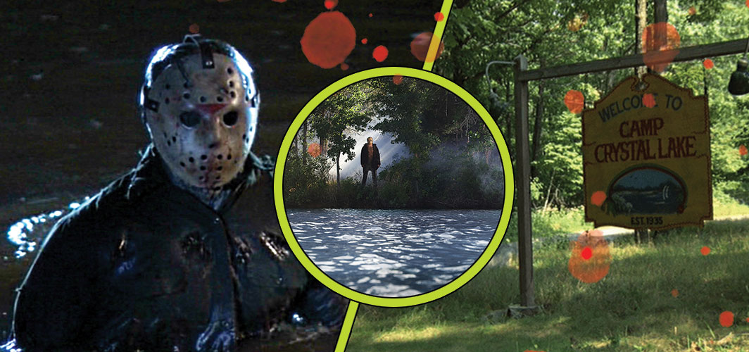 Friday the 13th series - Camp Crystal Lake - 13 Places People Shouldn't Have Explored in Horror - Horror Land