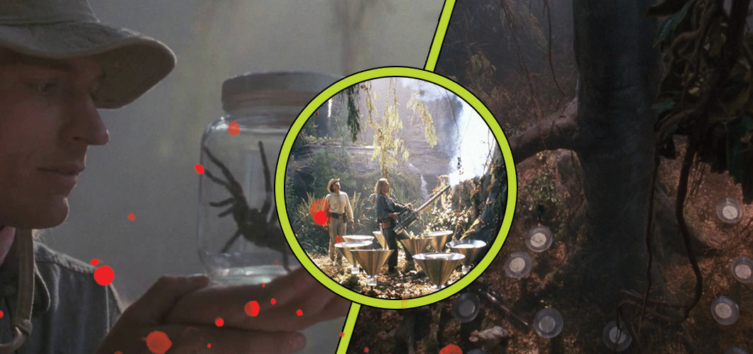 Arachnophobia (1990) – Rain Forest - 13 Places People Shouldn't Have Explored in Horror - Horror Land
