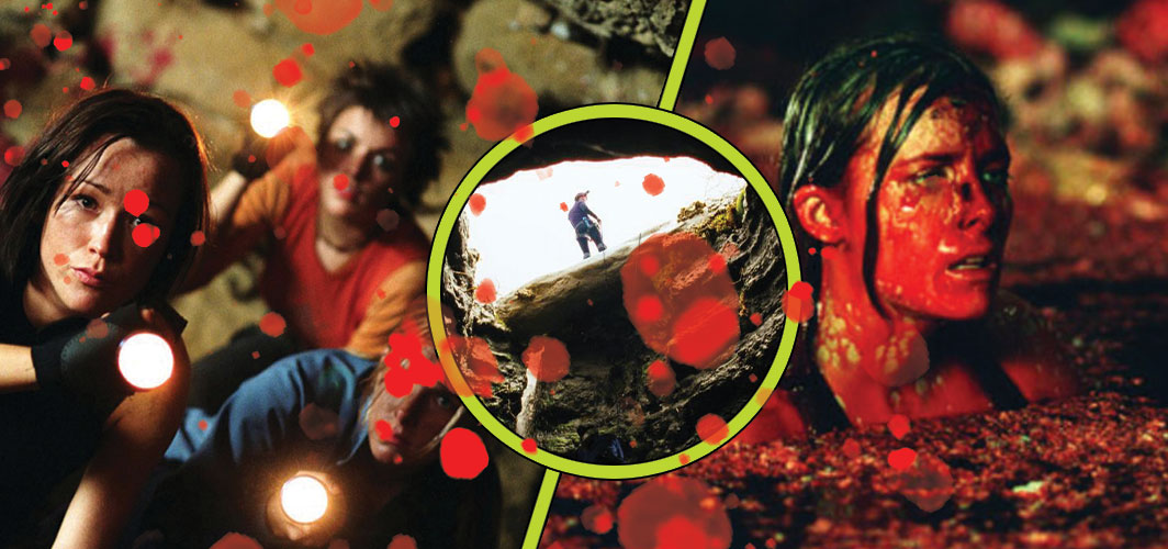 The Descent (2005) – Unexplored Caverns - 13 Places People Shouldn't Have Explored in Horror - Horror Land