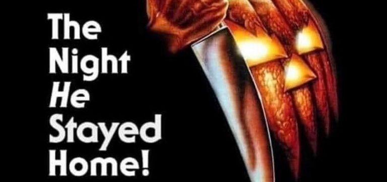 Lockdown Poster for Original Halloween! Horror News at Horror Land