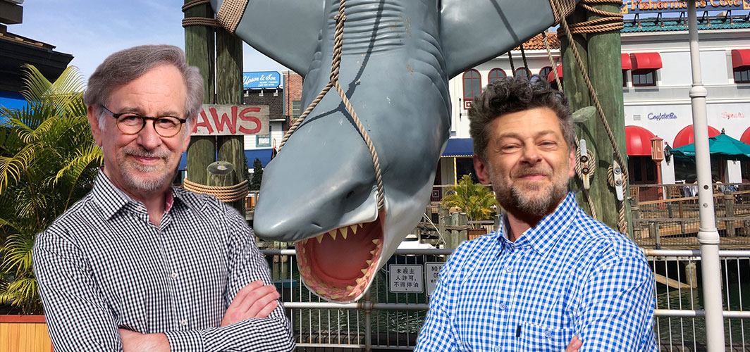 "Andy Serkis & Spielberg to Release ""Jaws"" Special Addition"