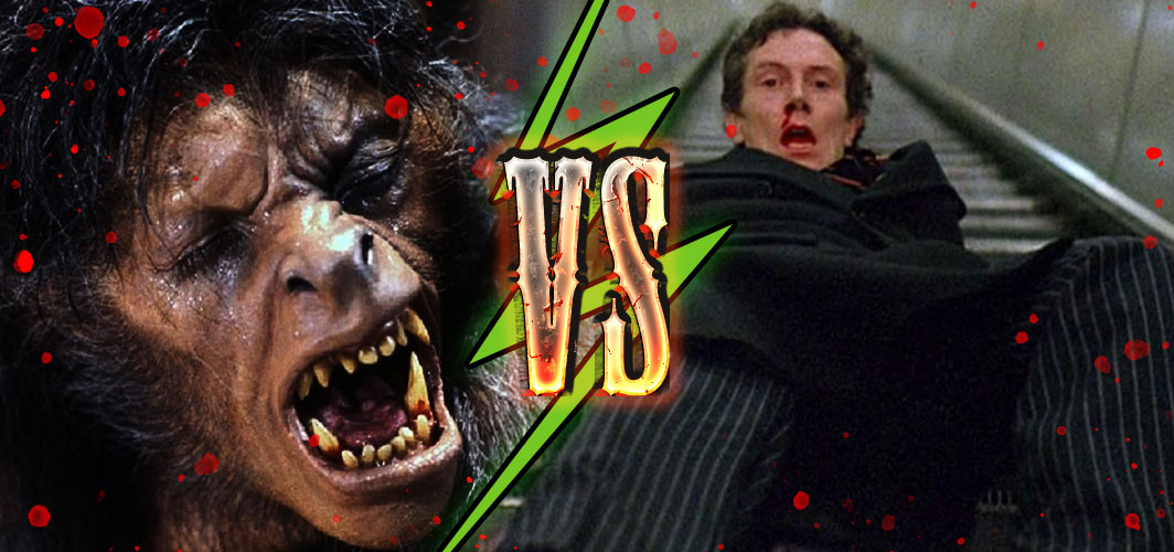 An American Werewolf In London (1981) – Wolf vs Gerald Bringsley - Killing Time – 10 of the Best Horror Chases – Horror Land
