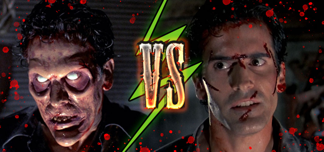 Evil Dead II (1987) – The Evil Dead vs Ash - Killing Time – 10 of the Best Horror Chases – Horror Land