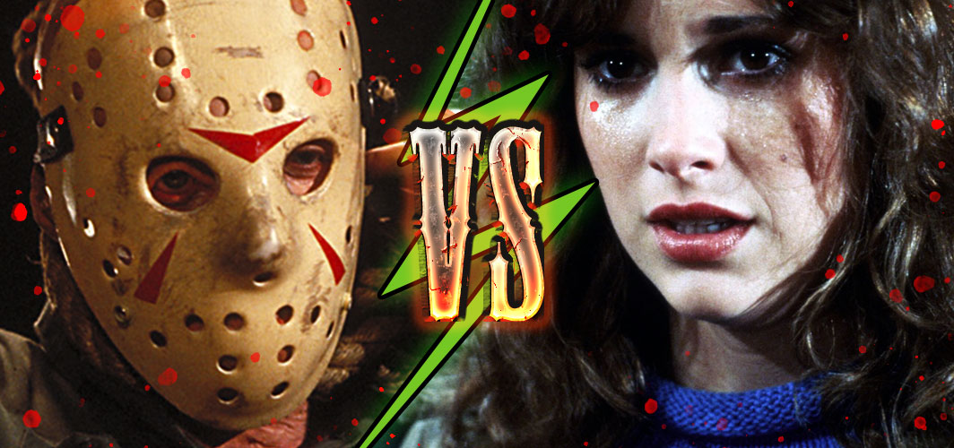 Friday the 13th Part III (1982) – Jason Vs Chris - Killing Time – 10 of the Best Horror Chases – Horror Land