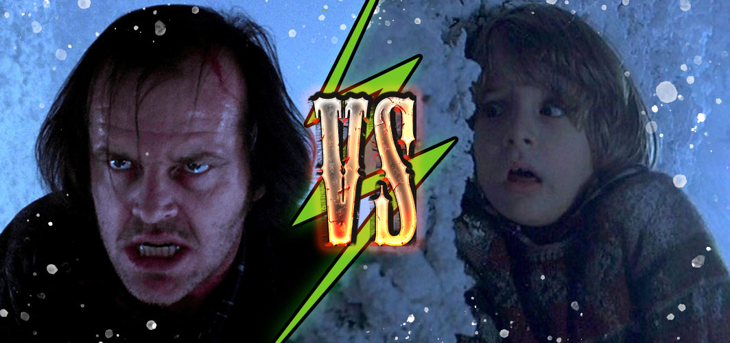 The Shining - Jack vs Danny - Killing Time – 10 of the Best Horror Chases – Horror Land