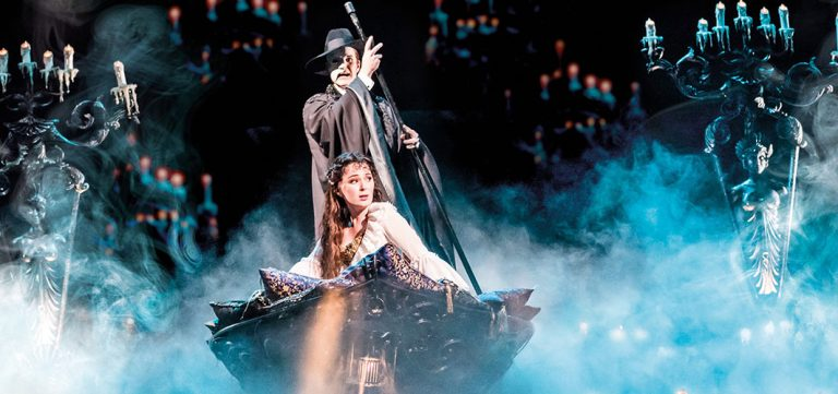 'The Phantom of the Opera' Musical Streaming Free on YouTube This Weekend!