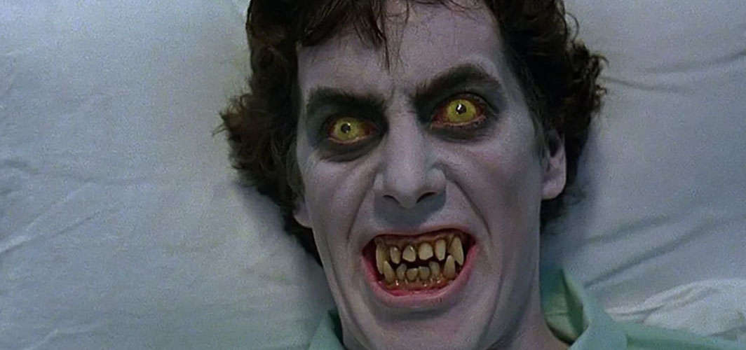 An American Werewolf in London (1981) - Dreams - 16 of The Most Scariest Faces In Horror Films – Horror Land
