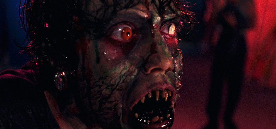 Demons 2 (1985) – Sally - 16 of The Most Scariest Faces In Horror Films – Horror Land