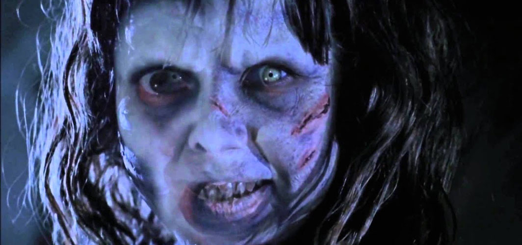 Exorcist (1973) - Pazuzu - 16 of The Most Scariest Faces In Horror Films – Horror Land