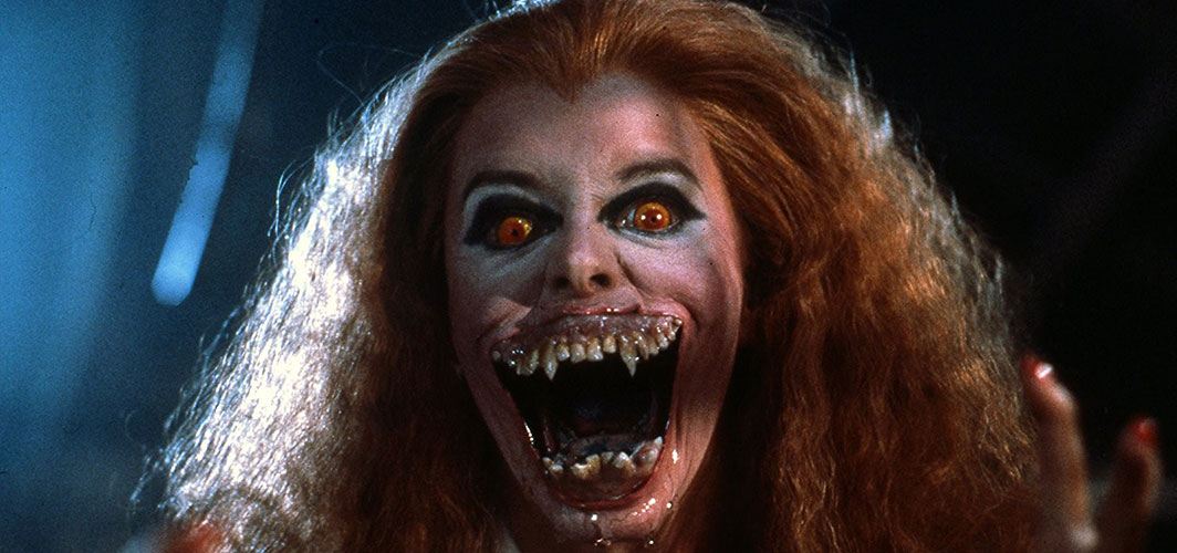 Fright Night (1985) – Amy - 16 of The Most Scariest Faces In Horror Films – Horror Land