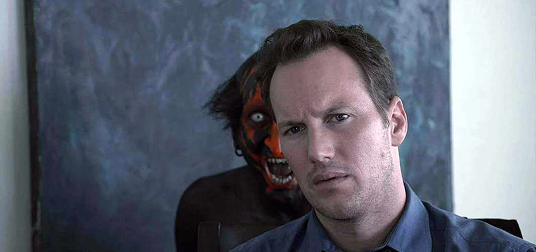 Insidious (2010) - Lipstick-Face Demon - 16 of The Most Scariest Faces In Horror Films – Horror Land