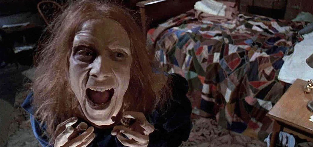 Pet Sematary (1989) - Zelda - 16 of The Most Scariest Faces In Horror Films – Horror Land
