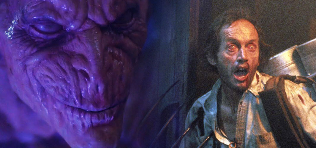 Pumpkinhead (1988) – Harley Transforms - 16 of The Most Scariest Faces In Horror Films – Horror Land