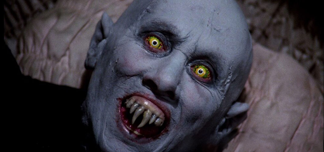 Salem's Lot (1975) - Mr Barlow - 16 of The Most Scariest Faces In Horror Films – Horror Land