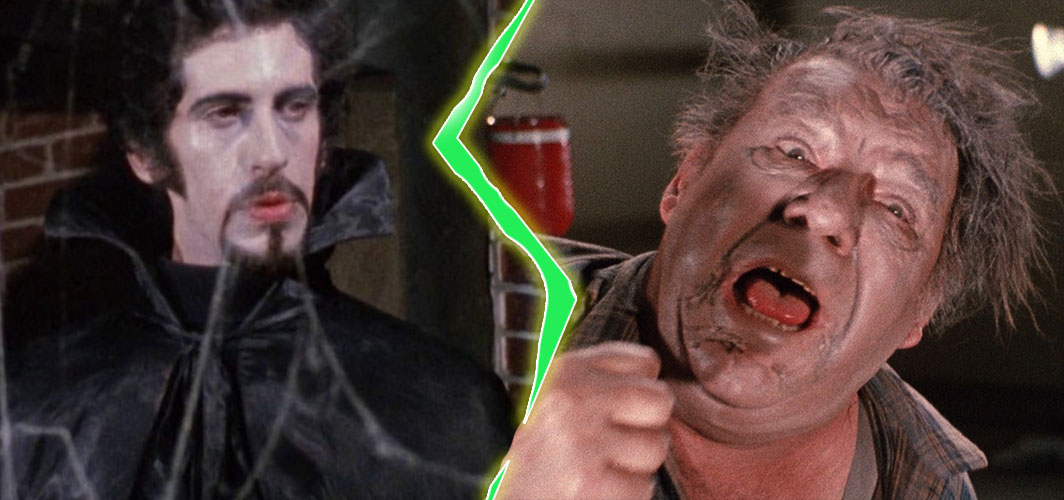 8 Epic Movie Crossovers that Blew our Minds - Dracula vs. Frankenstein (1971) – Horror Land