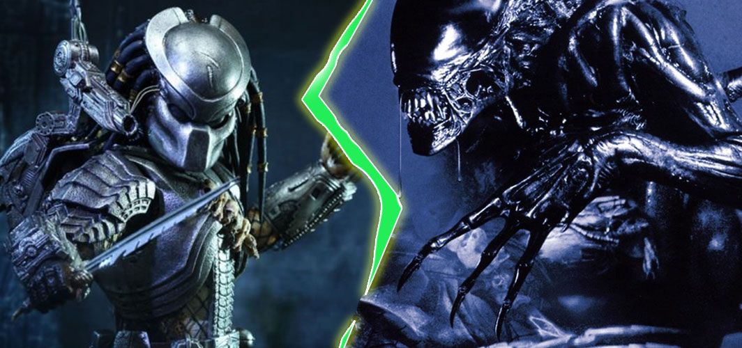 8 Epic Movie Crossovers that Blew our Minds - Alien vs. Predator (2004) - Horror Land