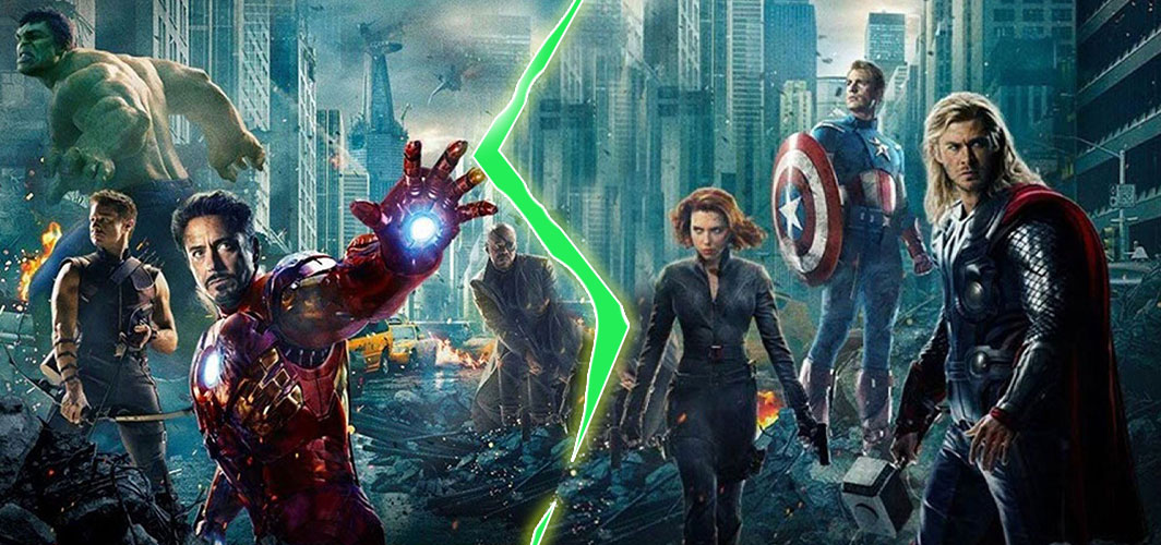 8 Epic Movie Crossovers that Blew our Minds - The Avengers (2012) - Horror Land