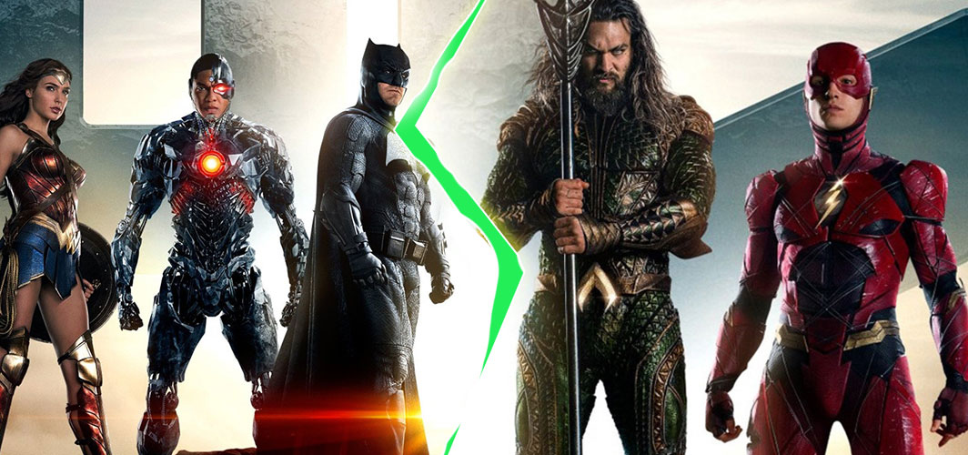 8 Epic Movie Crossovers that Blew our Minds - Justice League (2017) - Horror Land