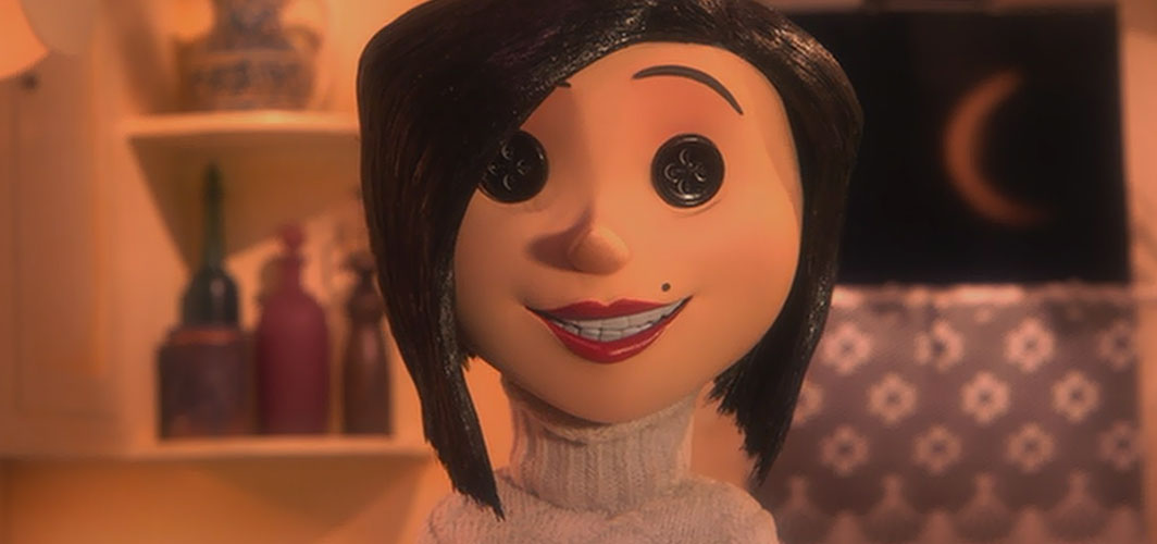 The Horror of Coraline and the Other Mother! - Horror Land ...