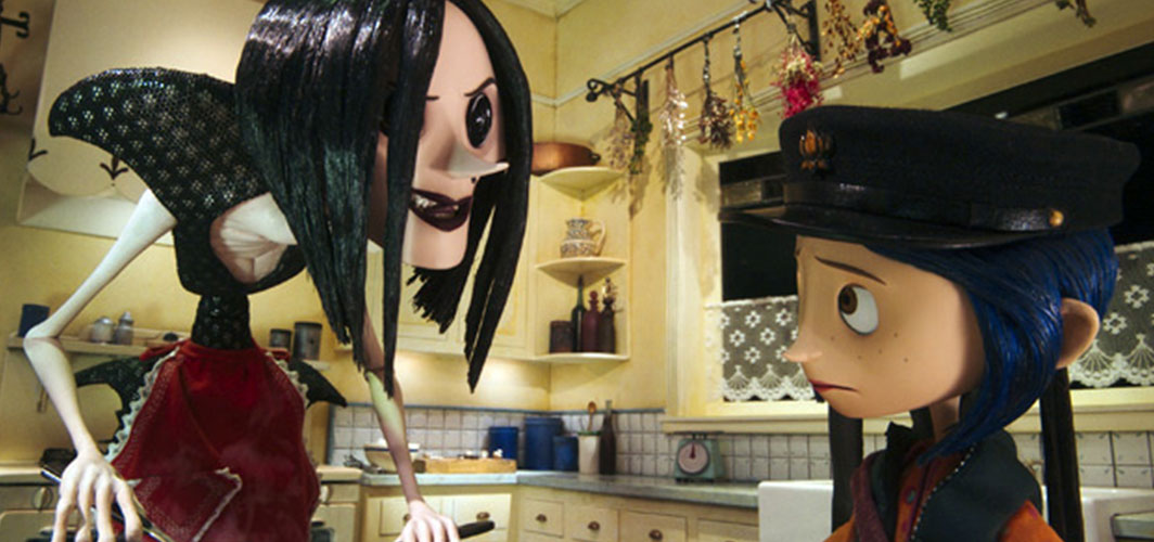 The Horror Of Coraline And The Other Mother Horror Land Horror Entertainment Articles And Videos