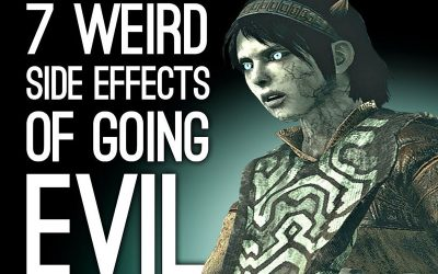 7 Weird Side Effects of Going Evil