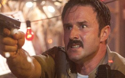 David Arquette Officially Confirmed to Star in New 'Scream' Movie