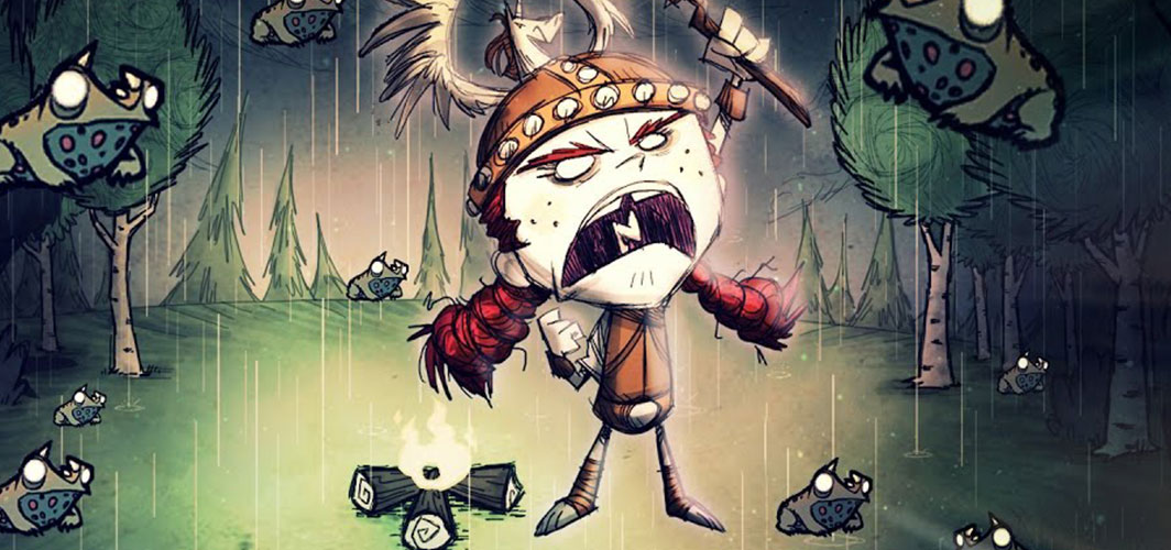 The Nastiest Monsters of Base Building Games – Don't Starve - Frog Rain