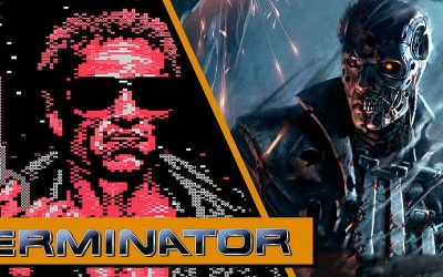 Evolution of Terminator Games 1991-2019