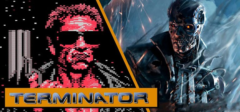 Evolution of Terminator Games 1991-2019 - Horror Video