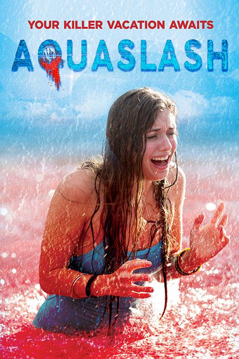 Aquaslash (2020) -  Official Poster - Horror Land