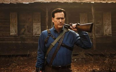 Bruce Campbell Announces New 'Evil Dead'