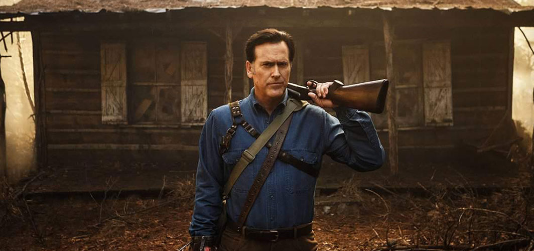 Bruce Campbell Announces New 'Evil Dead' - Horror News