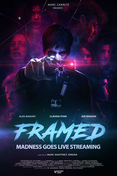 Framed (2020) - Official Red-Band Trailer - Horror Land