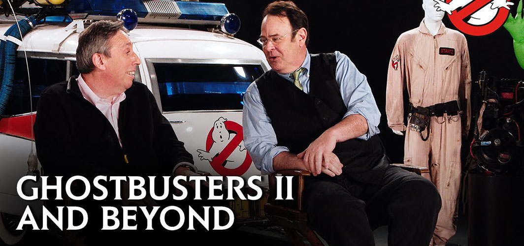 Time Is But A Window: Ghostbusters II & Beyond - Horror Land
