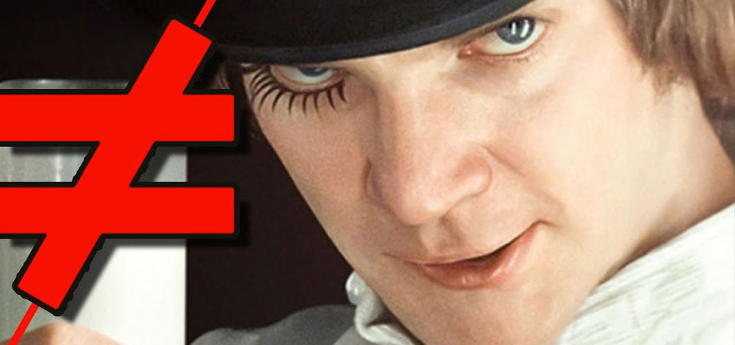 A Clockwork Orange – What's the Difference?