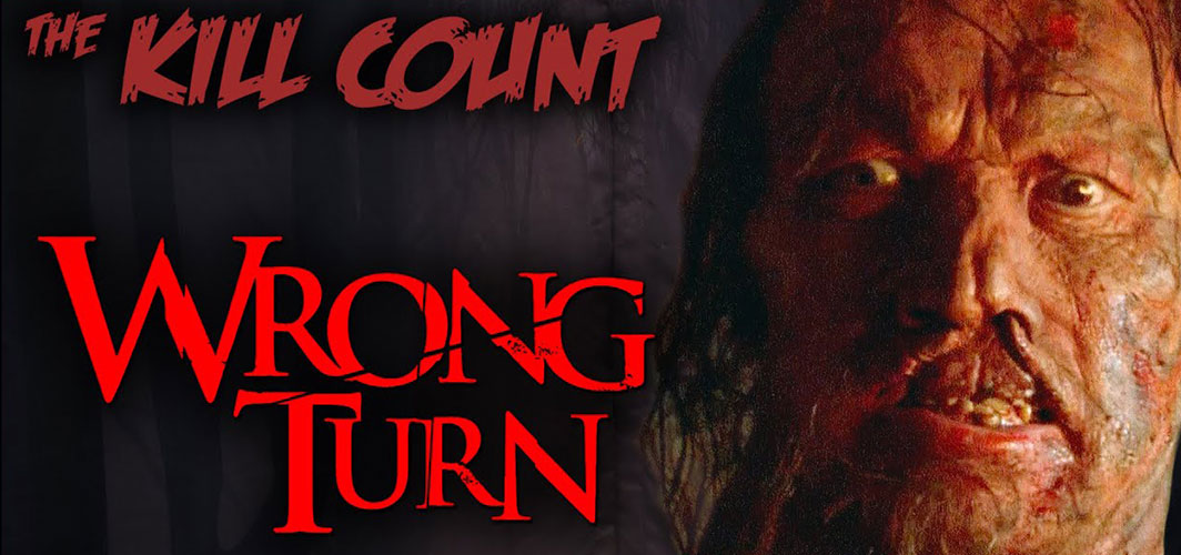 Wrong Turn (2003) KILL COUNT - Horror Video