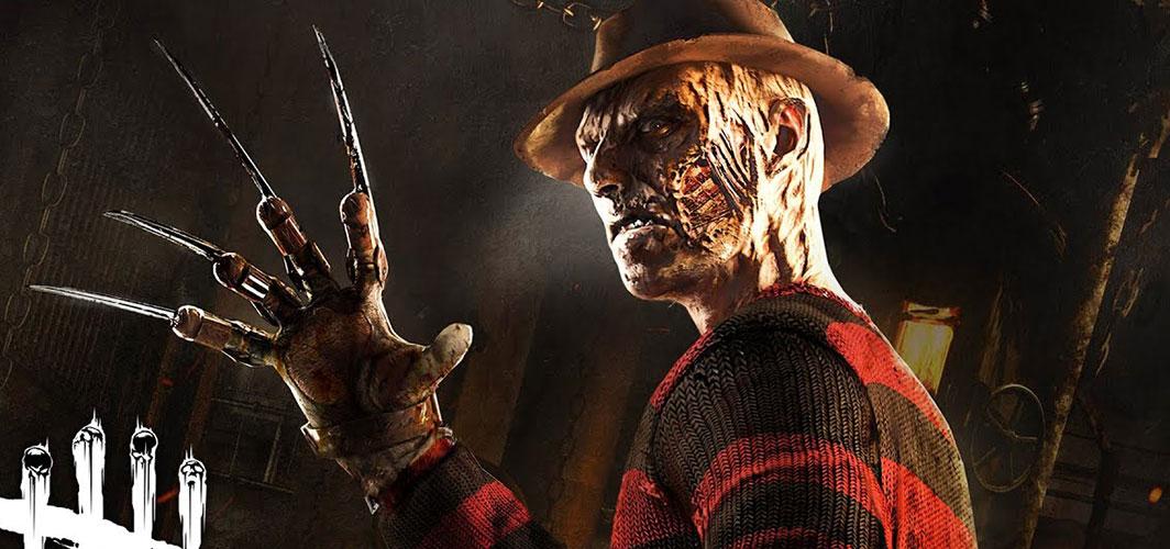 Dead By Daylight - Freddy on all Platforms? - Horror Video