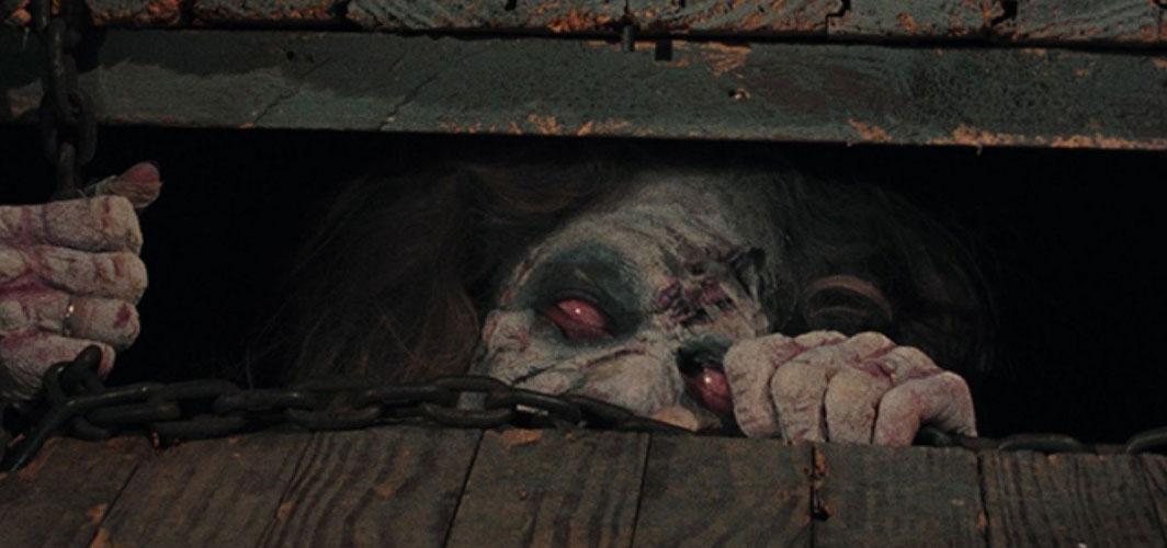 11 Scariest Basement Scenes in Horror - The Evil Dead (1981) – Horror Land