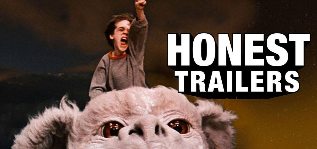 Honest Trailers -The NeverEnding Story - Horror Land