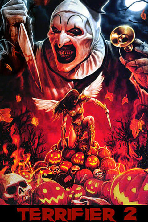 Terrifier 2 (2020) - Official Poster
